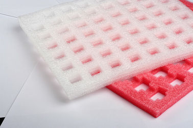 Red / White 5mm EVA Foam Sheets Waterproof Shockproof Materials SGS Approved