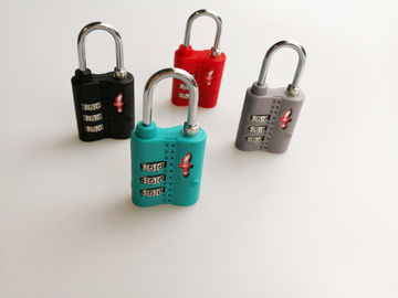Safety TSA  Approved  Luggage Locks  3 Dials Number  Lock For  Travel Bag
